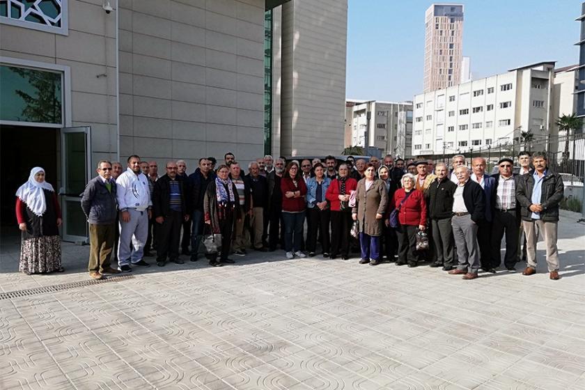 Karabağlar'daki kentsel dönüşüm bilirkişiden geçmedi