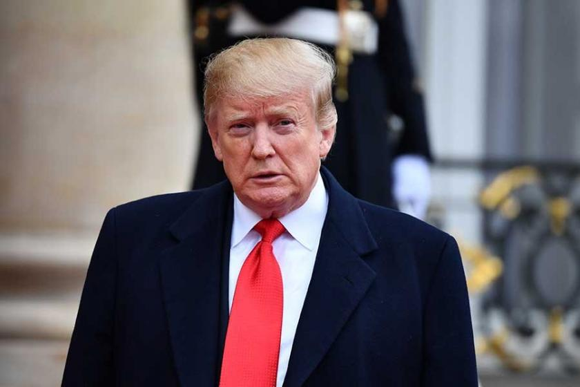 Trump'tan Şükran Günü mesajı: En çok kendime şükran duyuyorum