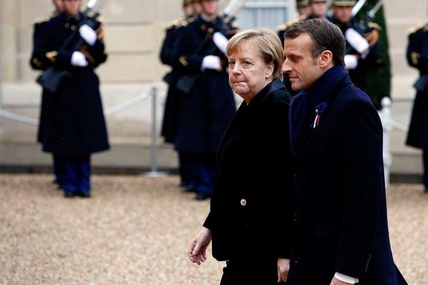 Berlin-Paris hattında gerilim yükseliyor
