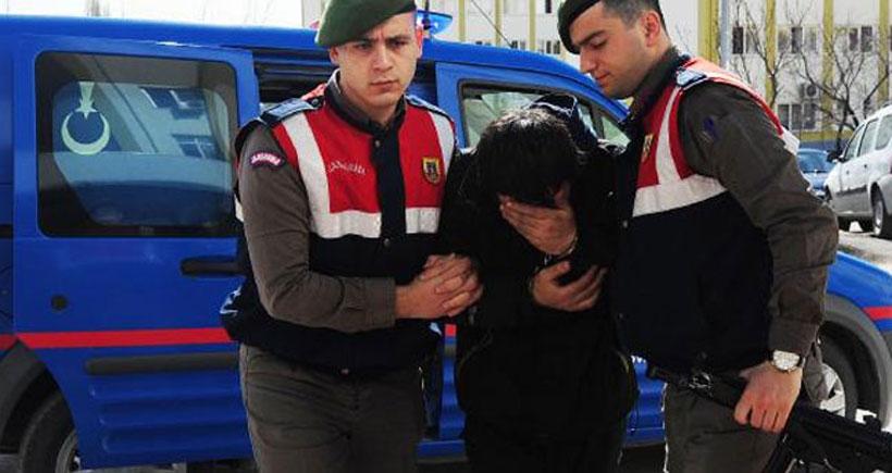 IŞİD üyesi Aksaray'da yakalandı