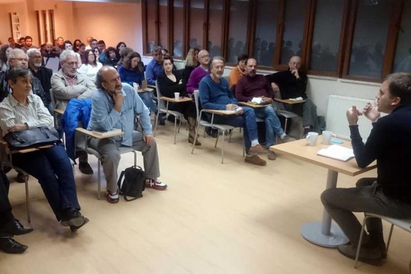 KODA'da 'Türklük Sözleşmesi' tartışıldı