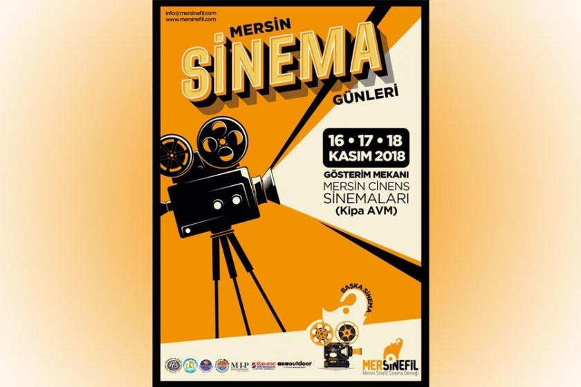 Mersin'de film dolu üç gün