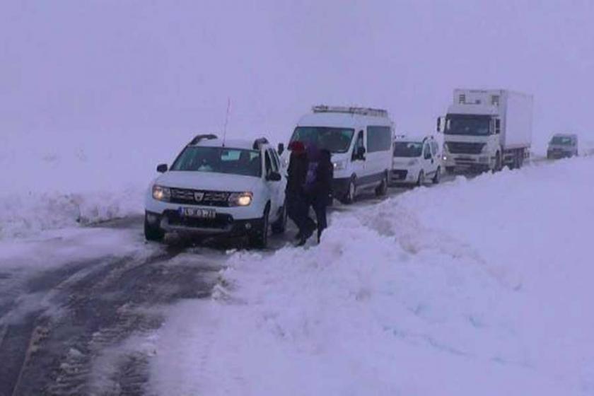 6 ilde kar yağışı uyarısı