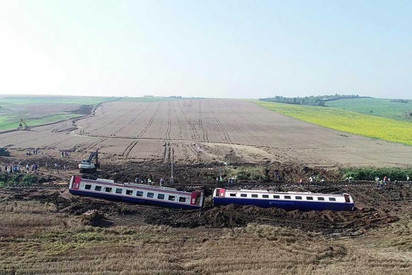 Çorlu tren kazasının bilirkişi raporuna itiraz edildi