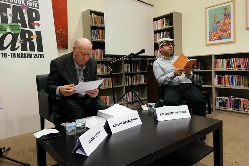 TÜYAP'ta göçün ve emeğin edebiyatı konuşuldu