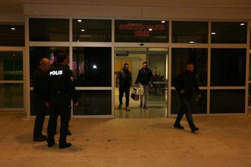 Manisa'da 21 asker zehirlenme şüphesiyle hastaneye kaldırıldı