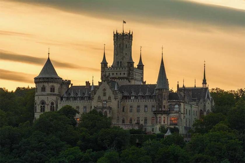Soylu sınıfların romantizm abidesi: Marienburg