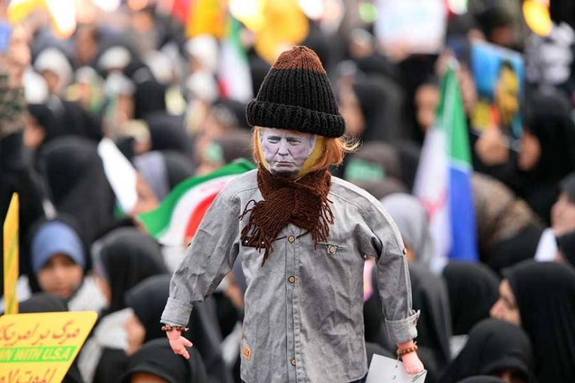 'ABD, İran'da yeni bir yönetimin taşlarını döşemek istiyor'