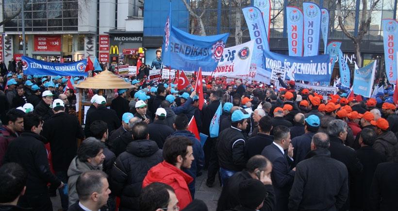 Türk-İş: Hiçkimse kıdeme el uzatmasın