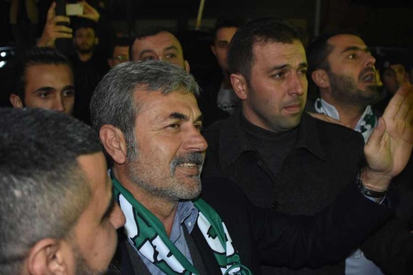 Aykut Kocaman, Konyaspor'a döndü: Yarım kalan işlerimiz var