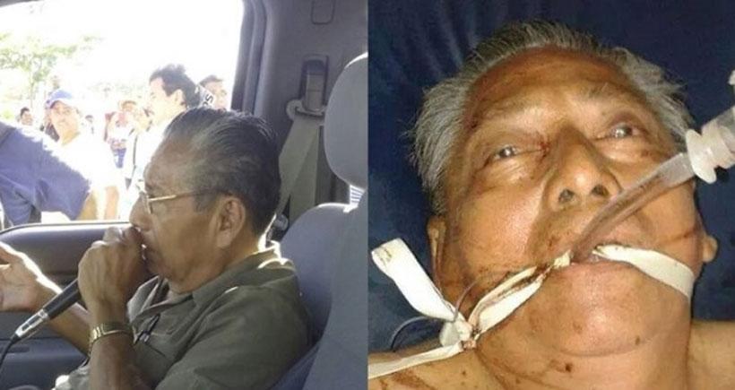 Meksika'da polis öğretmen öldürdü
