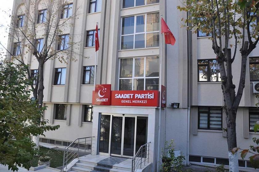 Saadet Partisi'nin genel merkezine tahliye için 1 ay süre verildi