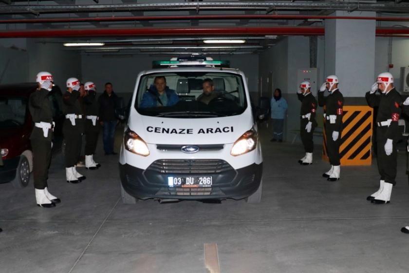 Afyonkarahisar'da şüpheli asker ölümü