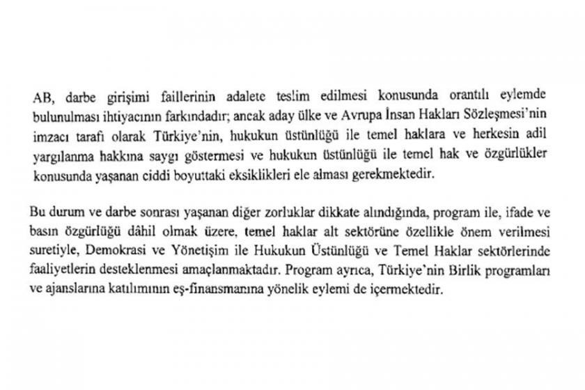 Erdoğan imzaladı: Türkiye'de hukukun üstünlüğünde ciddi eksikler var
