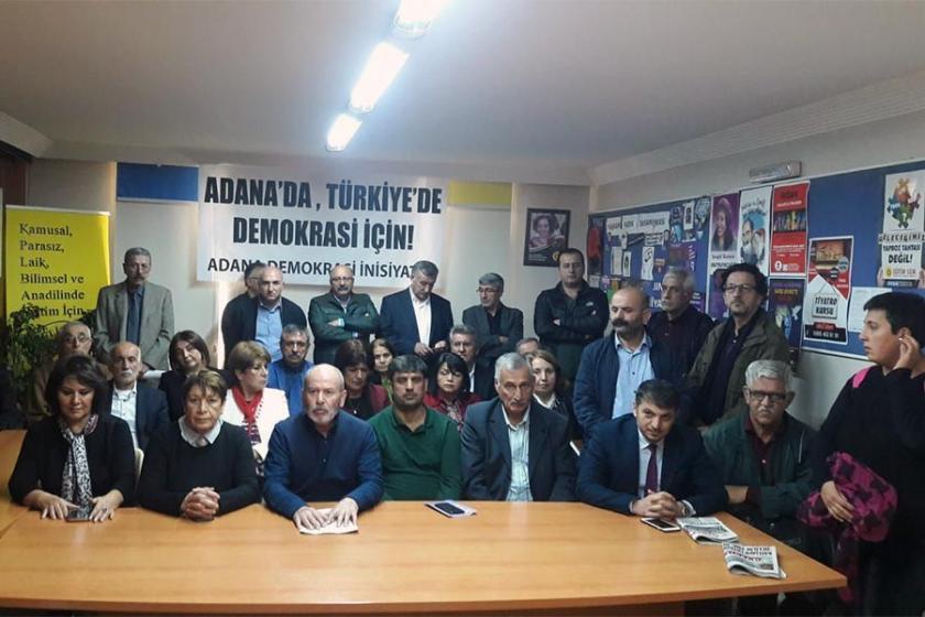 Adana'da yerel seçimler için güç birliği çağrısı yapıldı