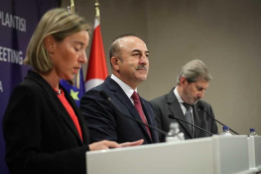 Avrupa Birliği'nden 'Demirtaş serbest bırakılmalı' mesajı