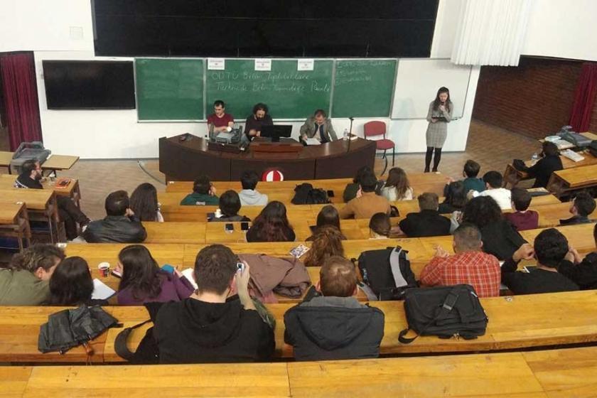 ODTÜ'de bilim yayıncılığı paneli düzenlendi