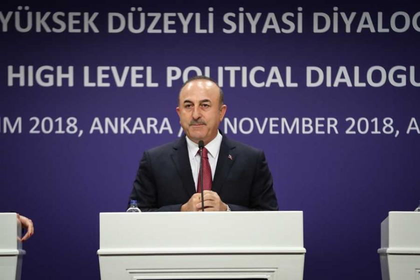 Çavuşoğlu, AİHM'nin Demirtaş kararının hukuki olmadığını savundu