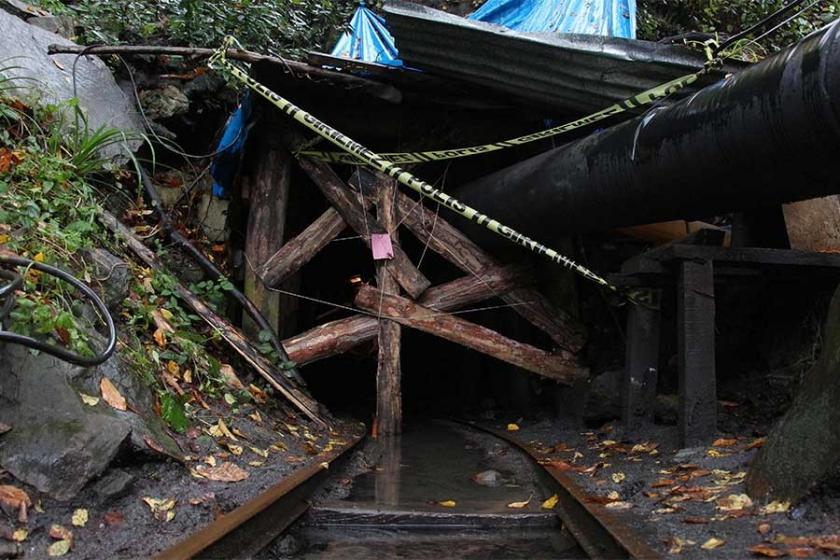Kaçak maden ocağında yaşamını yitiren işçilerin davası görüldü