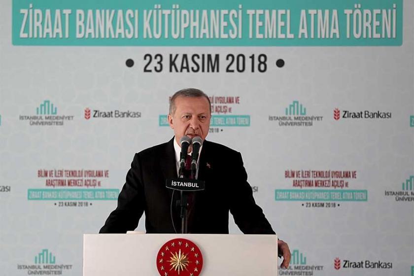 Erdoğan: Herkes burs istiyor, evladım niye kredi istemiyorsun?
