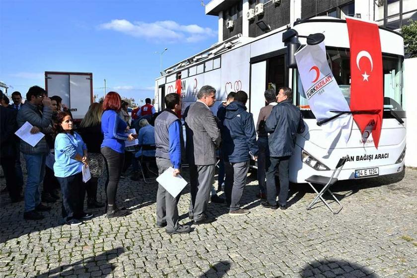 İzmir'de Öykü'ye büyük donör desteği