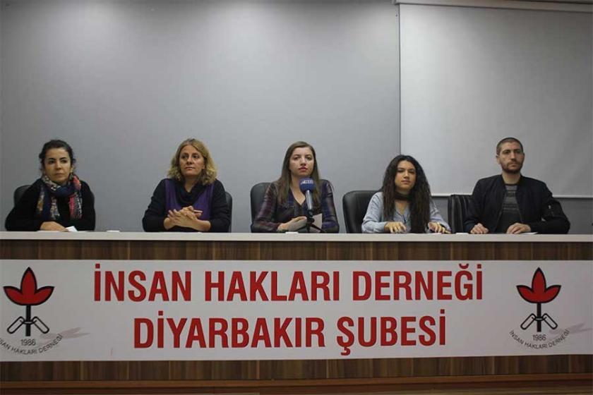 'Yıl başından bu yana Diyarbakır'da 1119 kadın şiddete uğradı'
