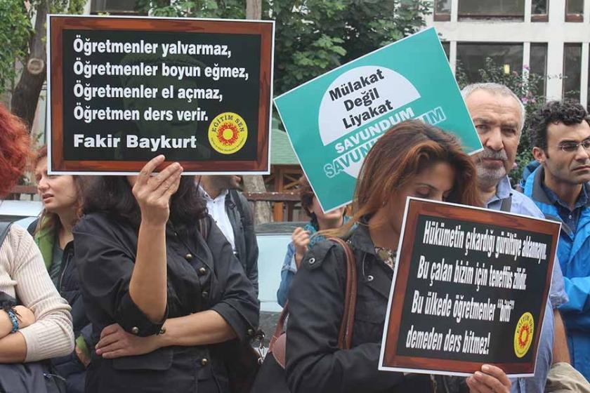 100 bin öğretmen açığı var,  Bakan 'Atama yok' diyor!