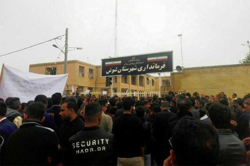 İran'da çelik ve madenden sonra şeker işçileri de grevde