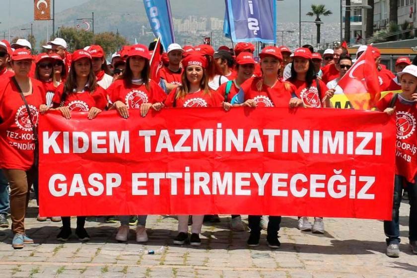 CHP: Kıdem tazminatı fonu yağmanın önünü açar
