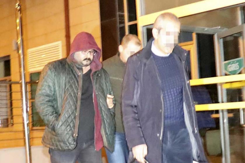 'Maceracı' programının sunucusu FETÖ'den tutuklandı