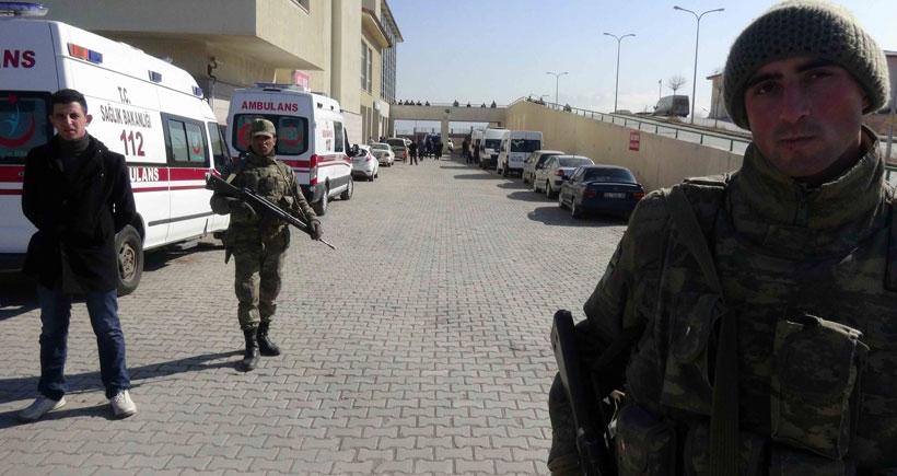 Ağrı'da bir asker 3 askeri öldürdü iddiası