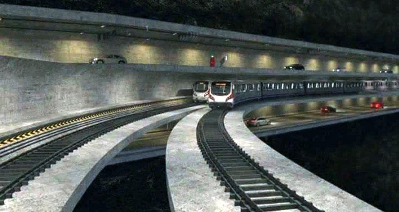 İstanbul Boğazı'na 3 katlı tüp geçit projesi tanıtıldı