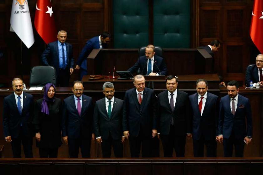 Erdoğan'a göre CHP'li seçmen 'Türkiye pastasının kaymağını yiyor'
