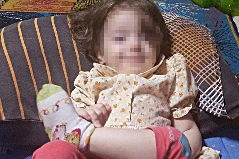 '2 yaşındaki Esma, üvey babası tarafından öldüresiye dövüldü' iddiası