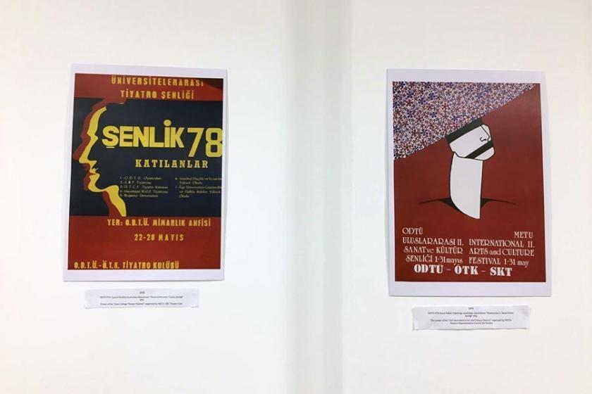 ODTÜ'de 2 Aralık Katliamı sergisi