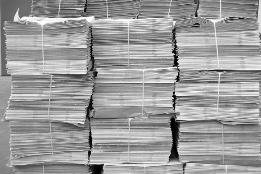 CHP'nin kağıt krizine karşı önlem paketi, AKP oylarıyla reddedildi