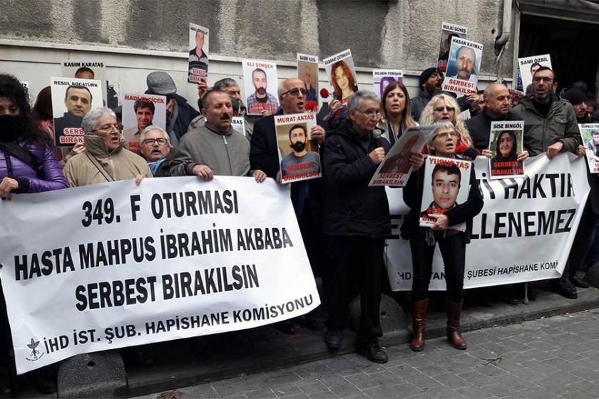 İstanbul ve Adana'da hasta tutuklular için çağrı: Serbest bırakılsın