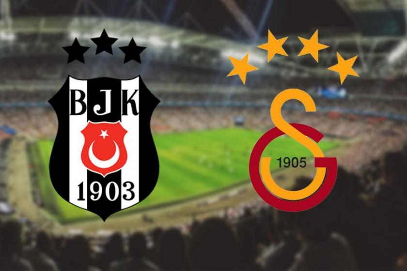 Süper Lig'de büyük derbi | Beşiktaş: 1 - Galatasaray: 0