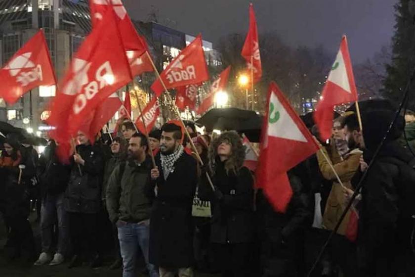 Oslo'da ırkçılara karşı eylem yapıldı