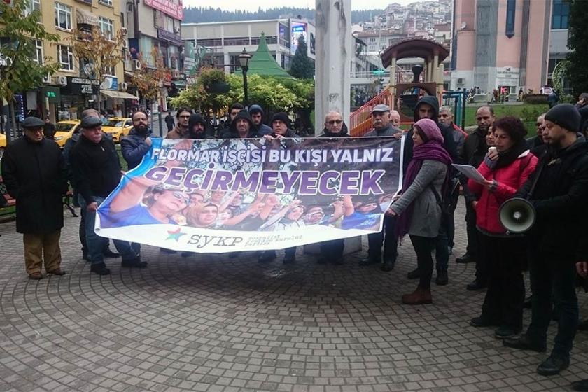 SYKP Flormar işçileri için kampanya başlattı