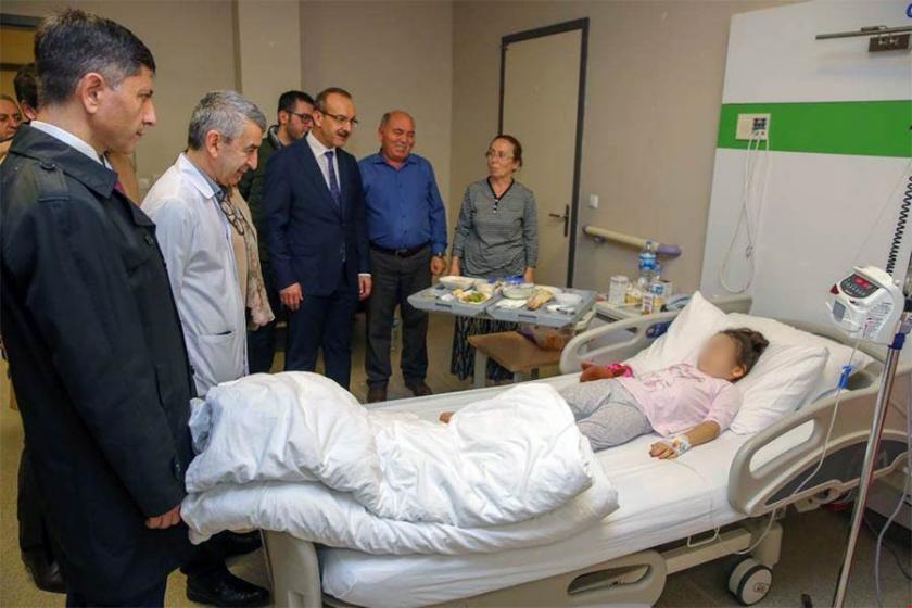 Ordu'da gıda zehirlenmesi: 64 öğretmen ve öğrenci hastanelik oldu