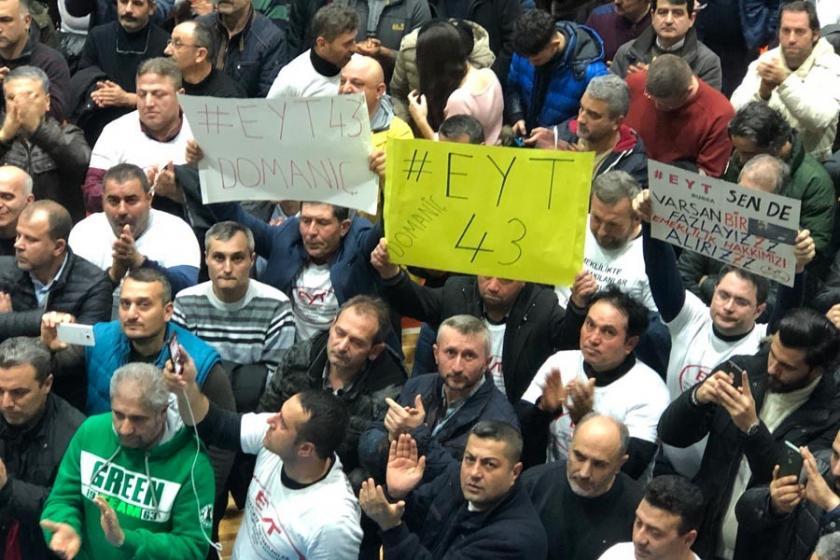 CHP Milletvekili Candan Yüceer'den EYT'liler için kanun teklifi