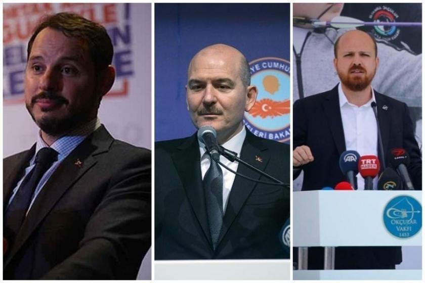 AKP içinde 'Beratçılar', 'Soylucular' ve 'Bilalciler' çekişmesi