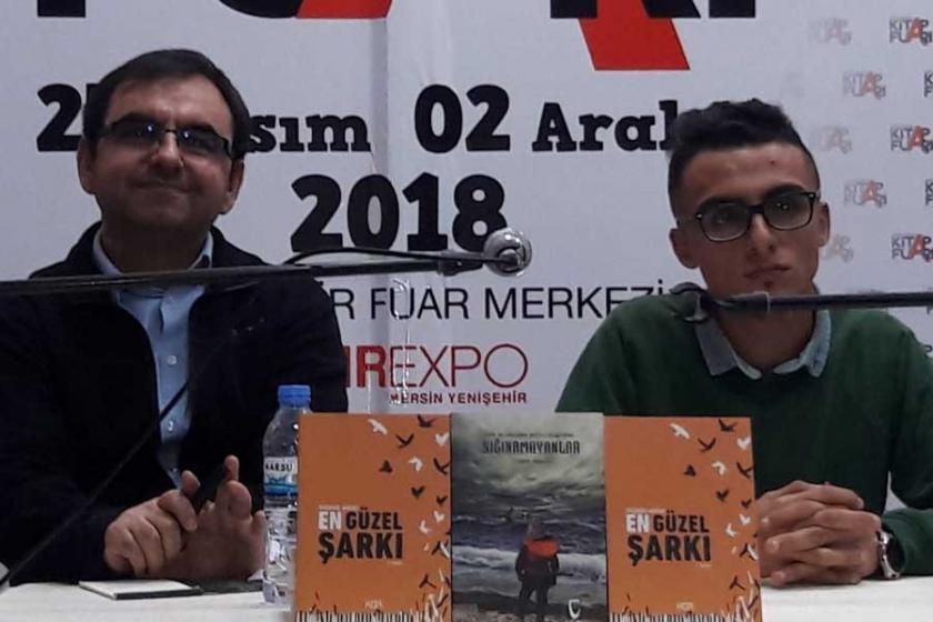 Kor Kitap'tan Suriye savaşı ve mülteci işçiler paneli