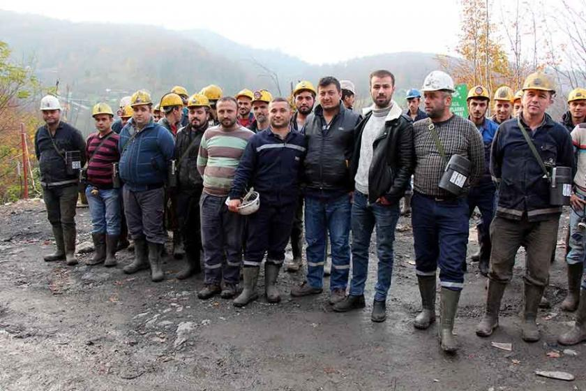 Maden işçileri ölünce hatırlanmak istemiyor