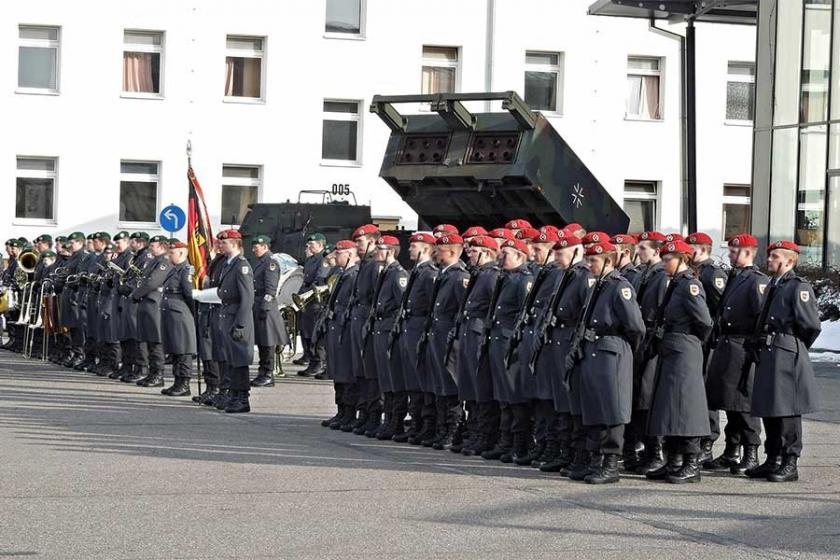 Alman ordusunda gizli Nazi örgütlenmesi