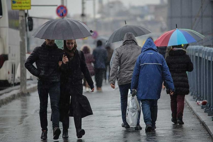 Meteorolojiden sağanak ve sel uyarısı geldi