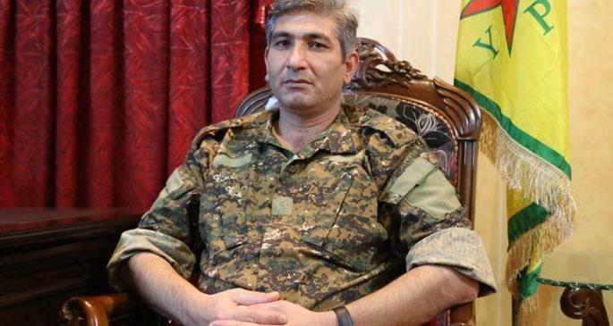 YPG sözcüsü Xelîl: Tehdit bitene kadar mücadelemiz sürecek
