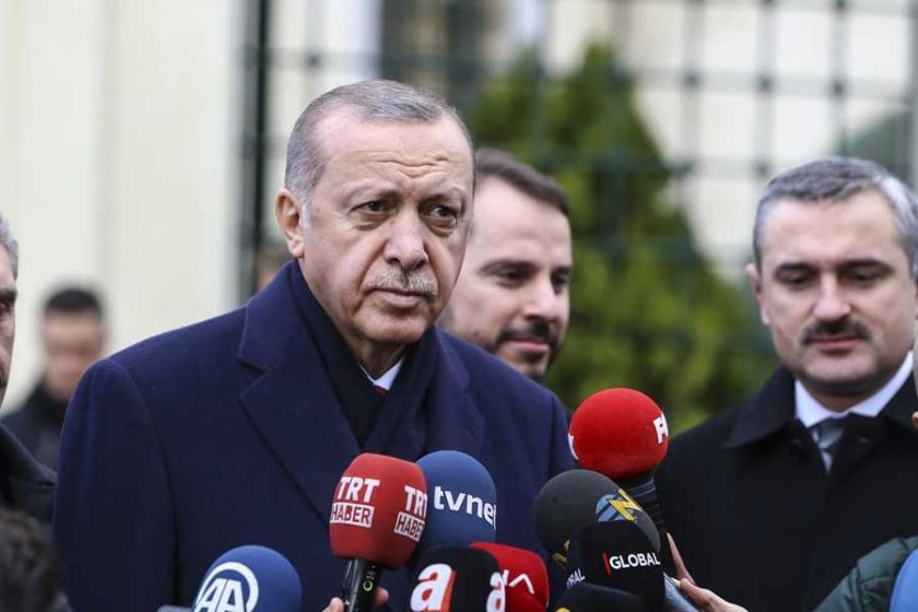 Erdoğan: Bahçeli ile bu hafta içerisinde bir araya gelebiliriz