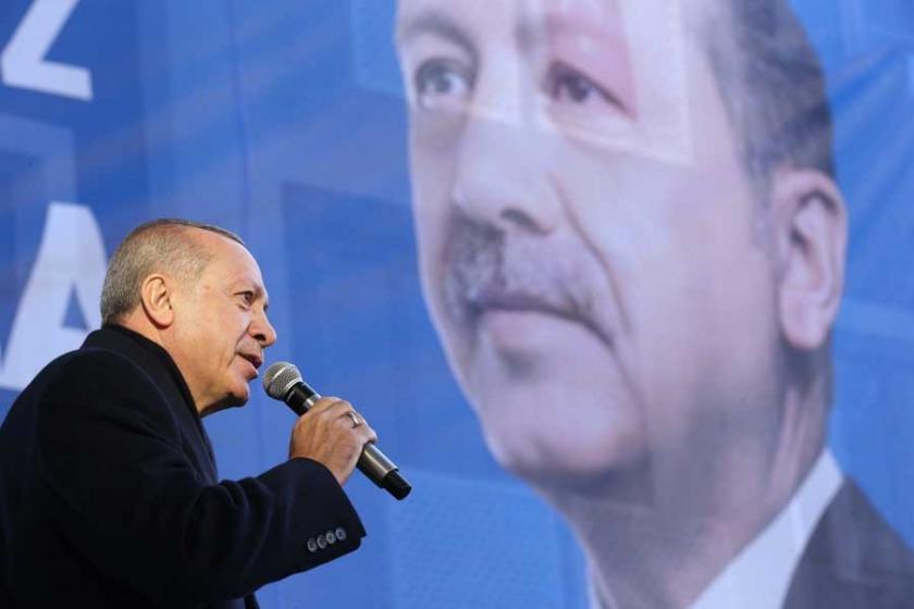 Erdoğan: İstanbul'da her yeri CHP zulmünden kurtaralım